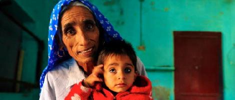 La mère la plus vieille au monde