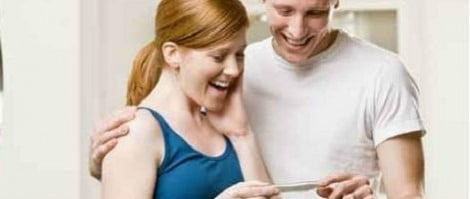 Test de grossesse après IA