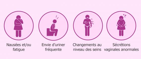 Symptômes communs après un transfert embryonnaire