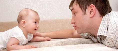 Stimulation pour bébés