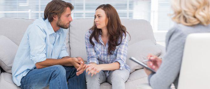 Aide psychologique pour accepter une FIV négative