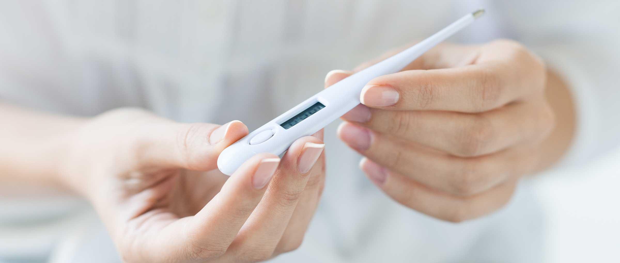 Température basale et grossesse