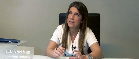 Dr. Valeria Sotelo, gynécologue
