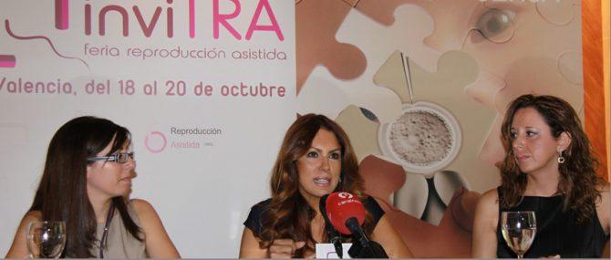 Imagen: Jacqueline De La Vega lors du salon inviTRA 2013