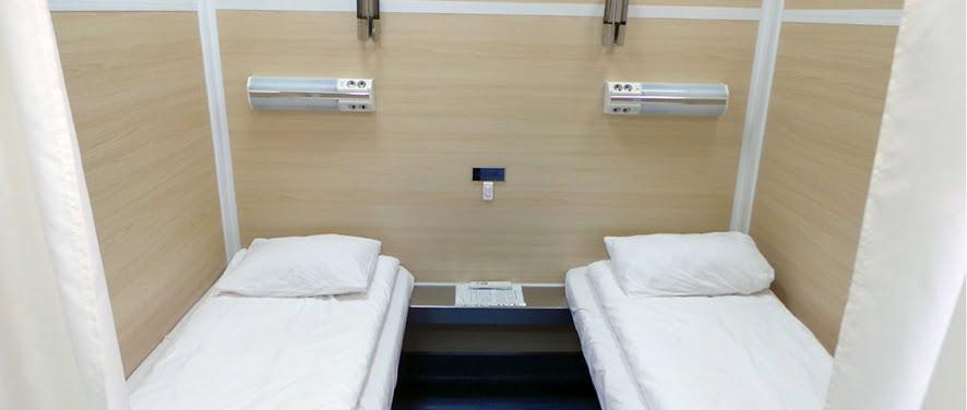 altravita installations salle de repos. Black Bedroom Furniture Sets. Home Design Ideas