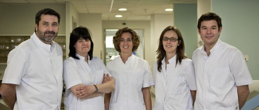 Barcelona IVF équipe médicale