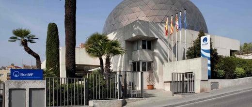 Batiment planetario Barcelona IVF