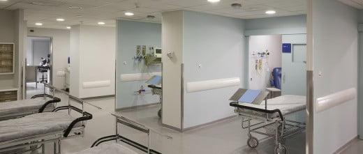 Installations clinique Barcelona IVF