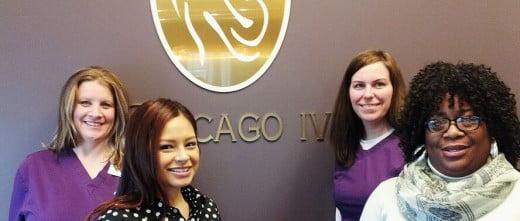 Chicago IVF équipe