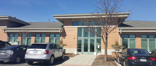 Chicago IVF Vues extérieures centre de Warrenville