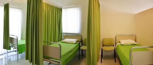 Mediterranean Fertility Center aire de repos