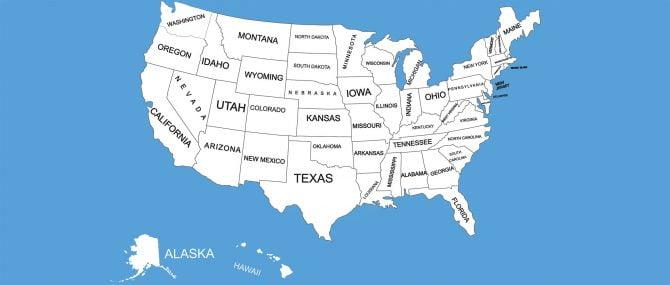Villes des États-Unis