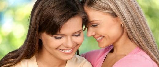 Couples lesbiens