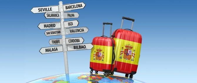 Villes d'Espagne