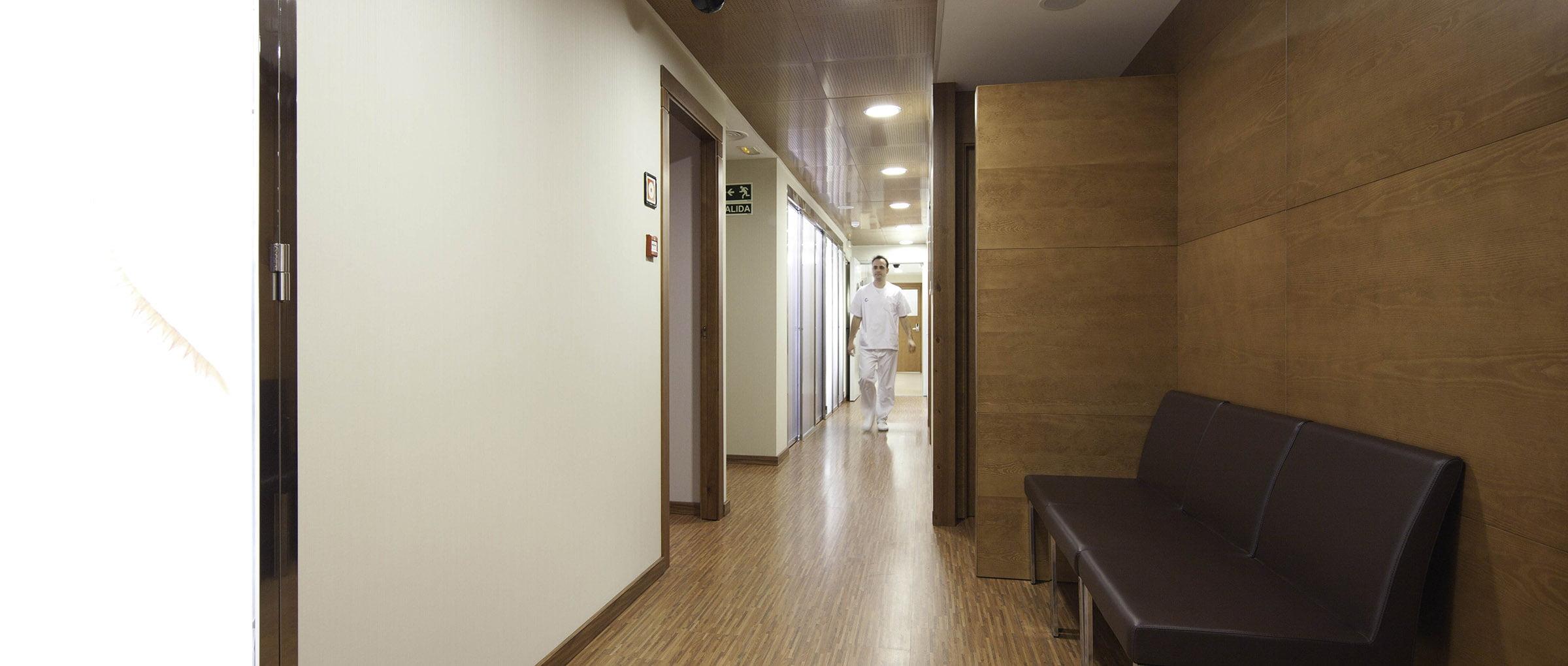 Clinique Crea installations