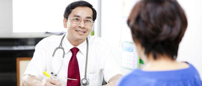 Examens médicaux pour les donneuses