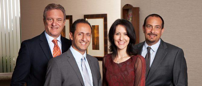 HRC Fertility équipe du centre de Encino