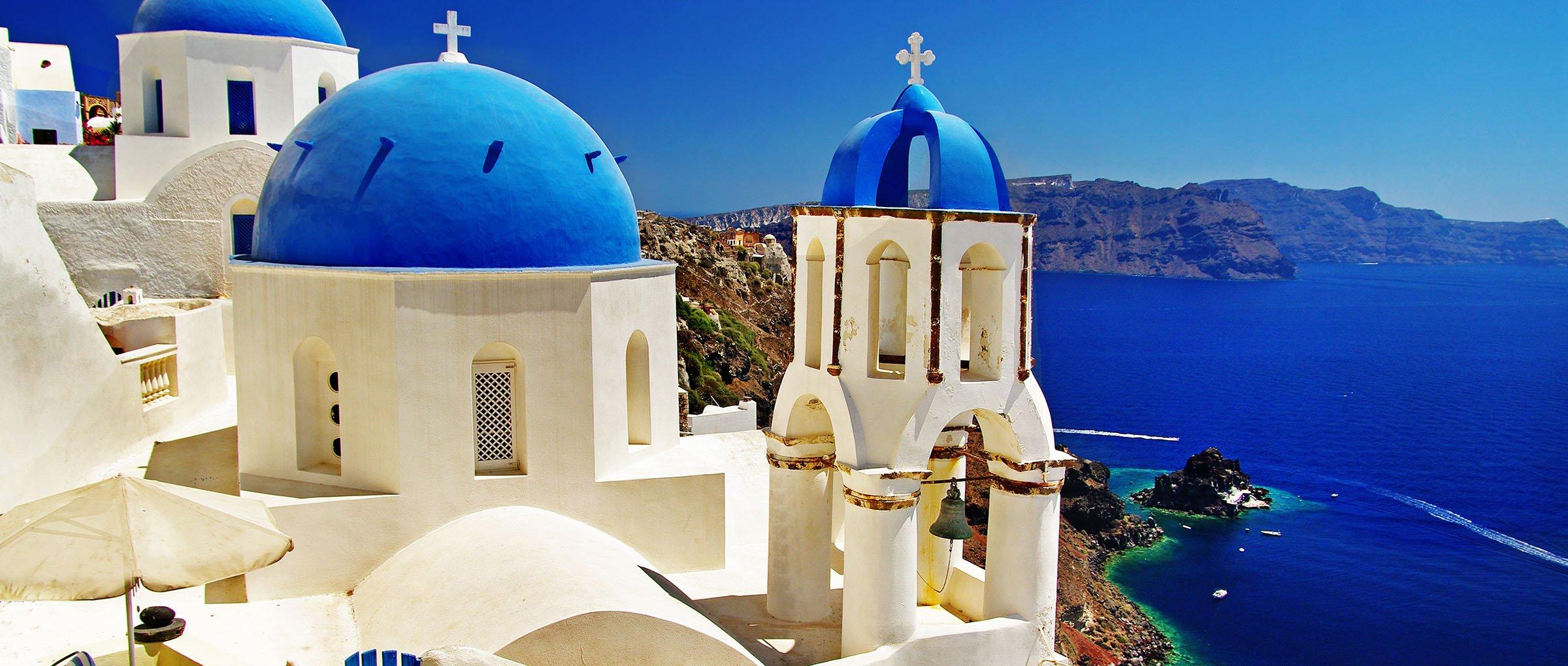 Se rendre en Grèce