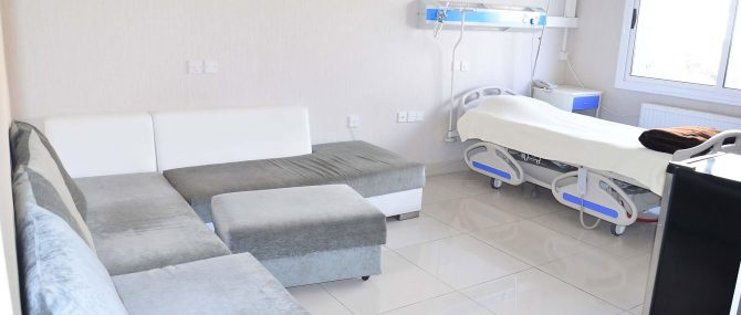 Dogus IVF Chambres