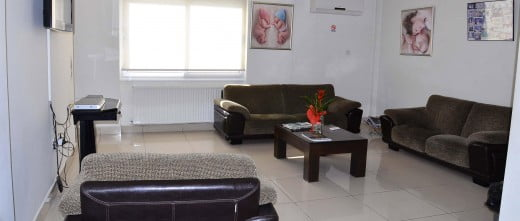 Dogus IVF Salle d'attente