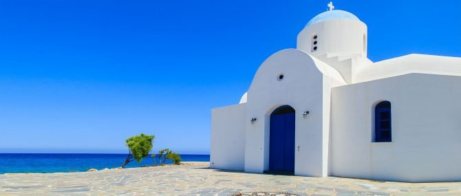 Se rendre à Chypre