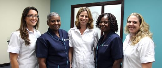 Barbados Fertility Centre équipe médicale