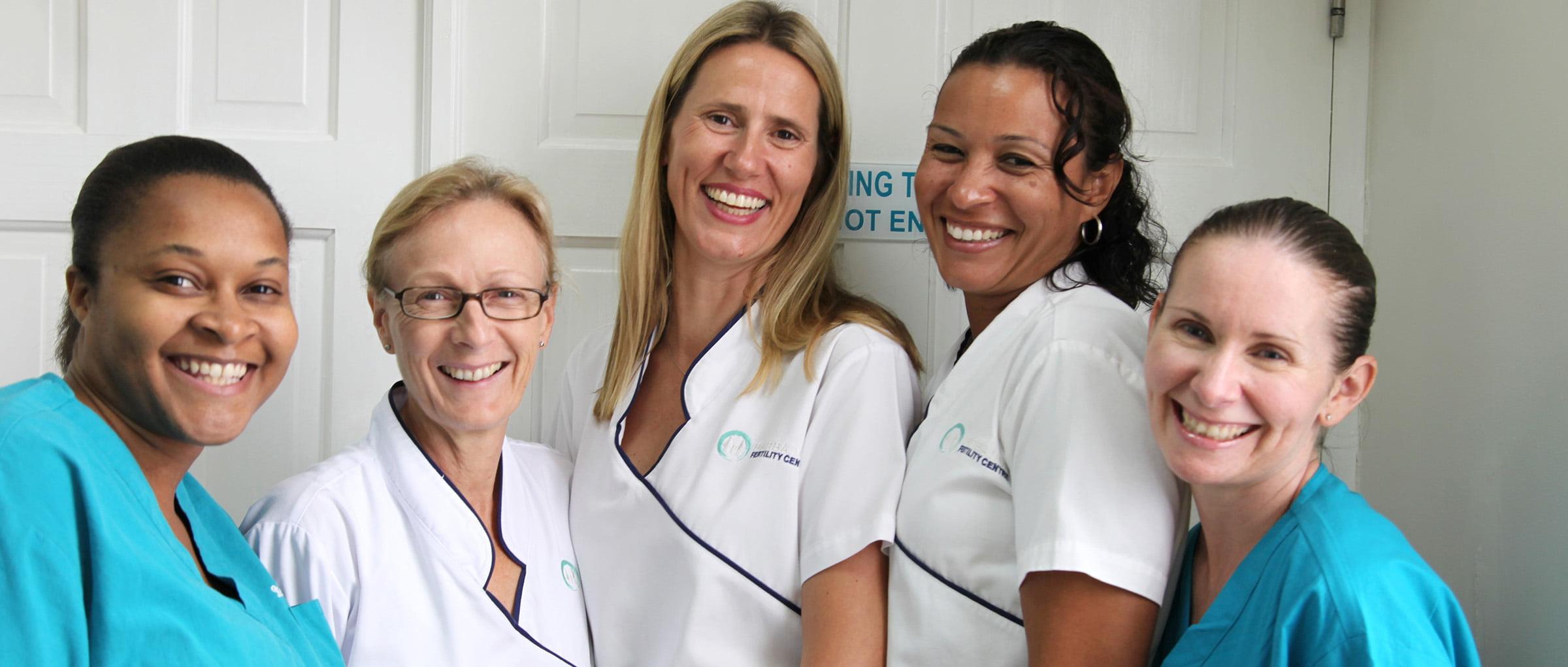 Barbados Fertility Centre équipe