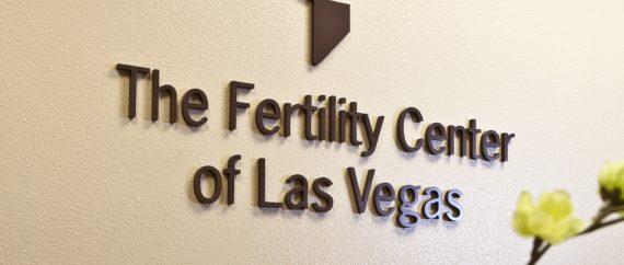 The Fertility Center of Las Vegas Hall d'entrée