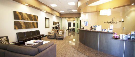 The Fertility Center of Las Vegas Réception