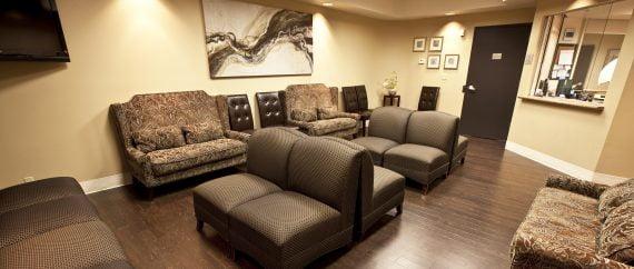 The Fertility Center of Las Vegas Réception et salle d'attente