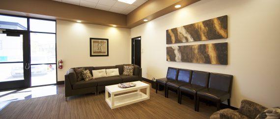 The Fertility Center of Las Vegas Salle d'attente