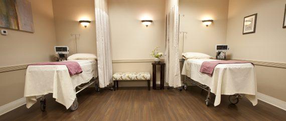 The Fertility Center of Las Vegas Salle de réveil