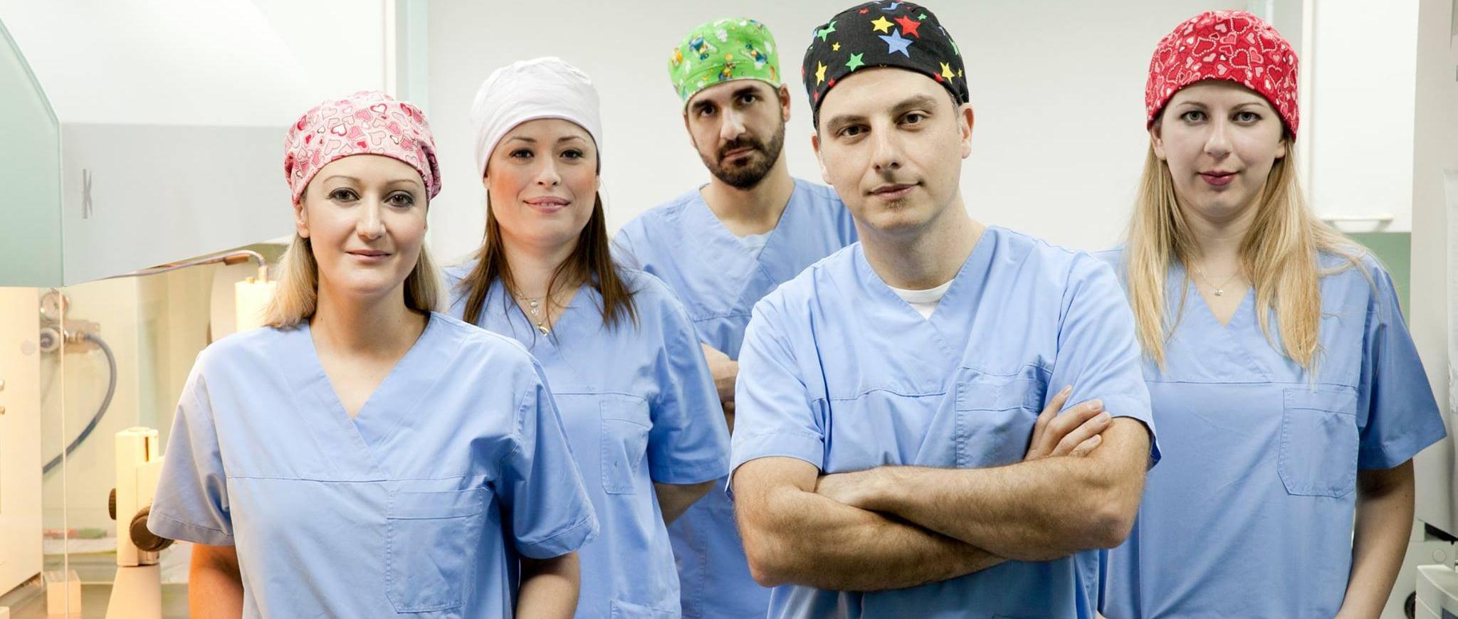 Iakentro équipe médicale