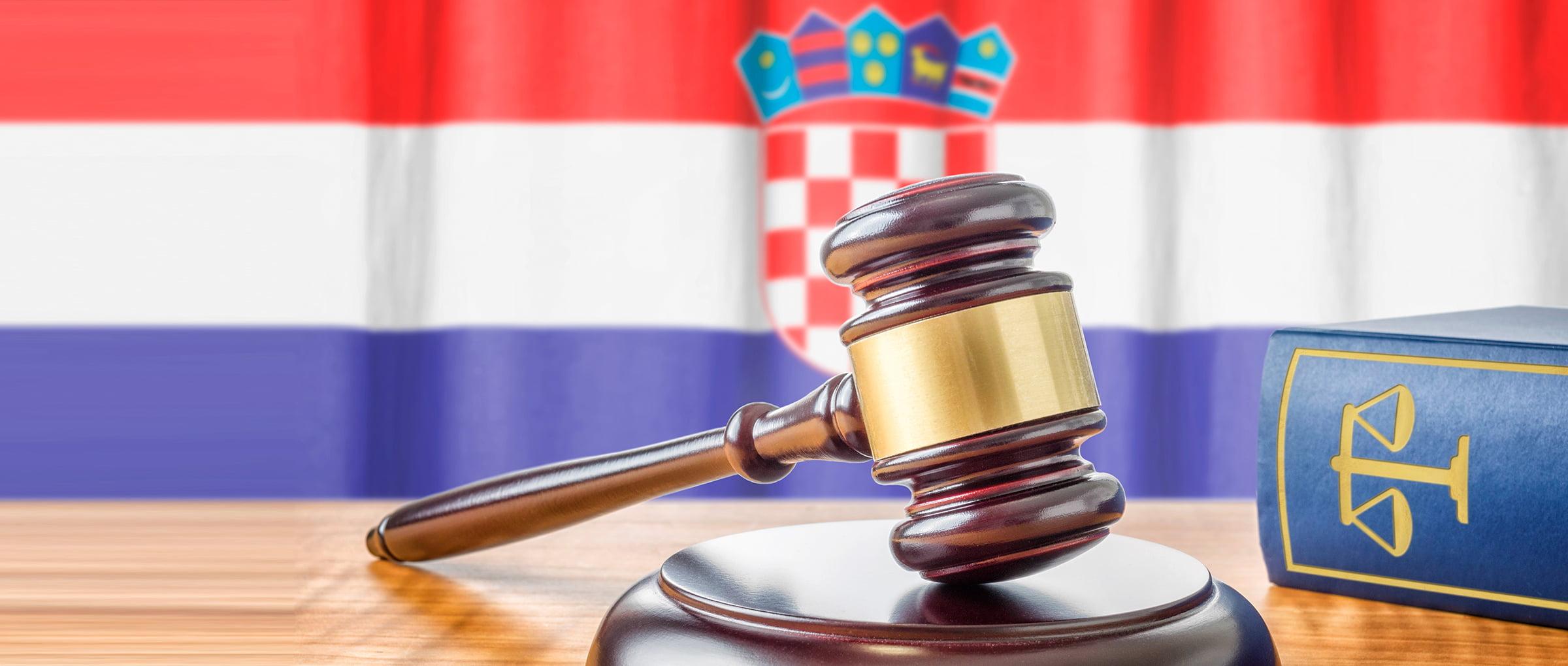 Législation en Croatie