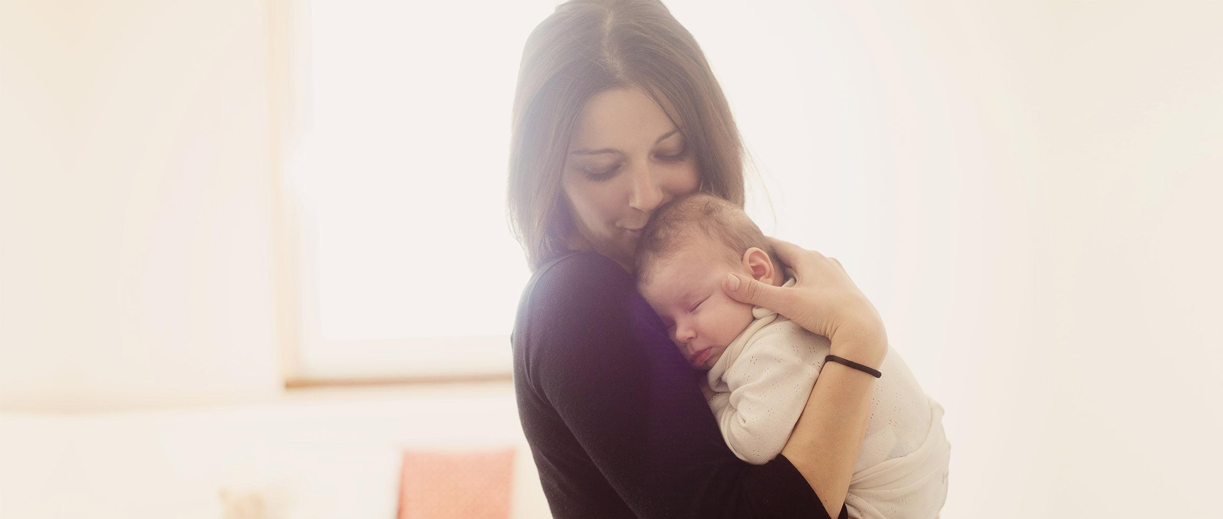 Rentrer à la maison après la naissance