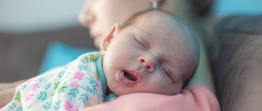 Soins du nouveau-né. Sommeil