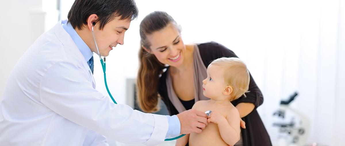 Surveillance médicale du bébé