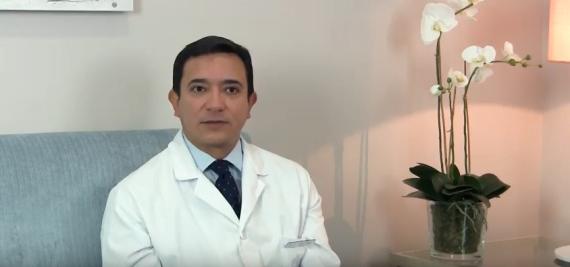 Dr Óscar Oviedo, gynécologue