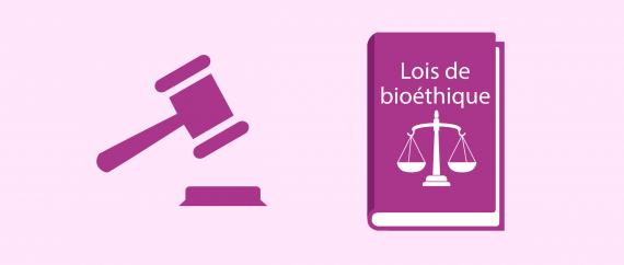 Législation française sur le don d'ovocytes et de sperme