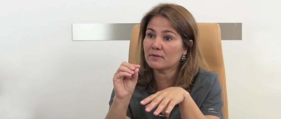 Dr. Silvia Jimenez, embryologiste