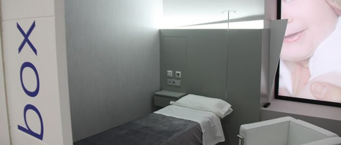 Fertility Madrid Chambre
