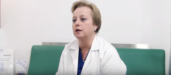 Dr Elena Martin, gynécologue