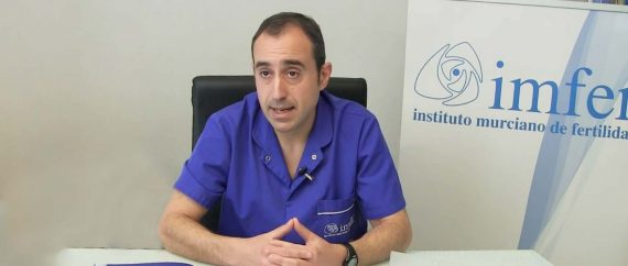 Dr José Sánchez, embryologiste
