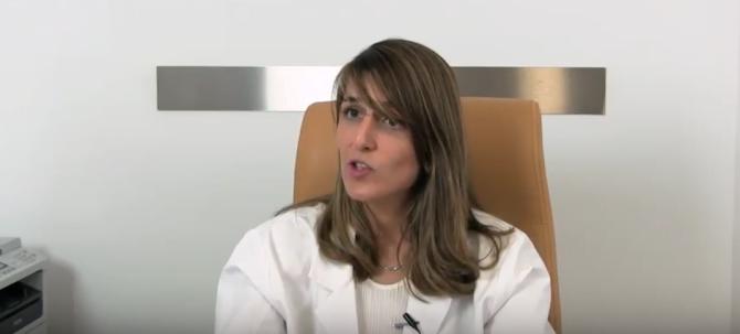 Dr Blanca Paraíso, gynécologue
