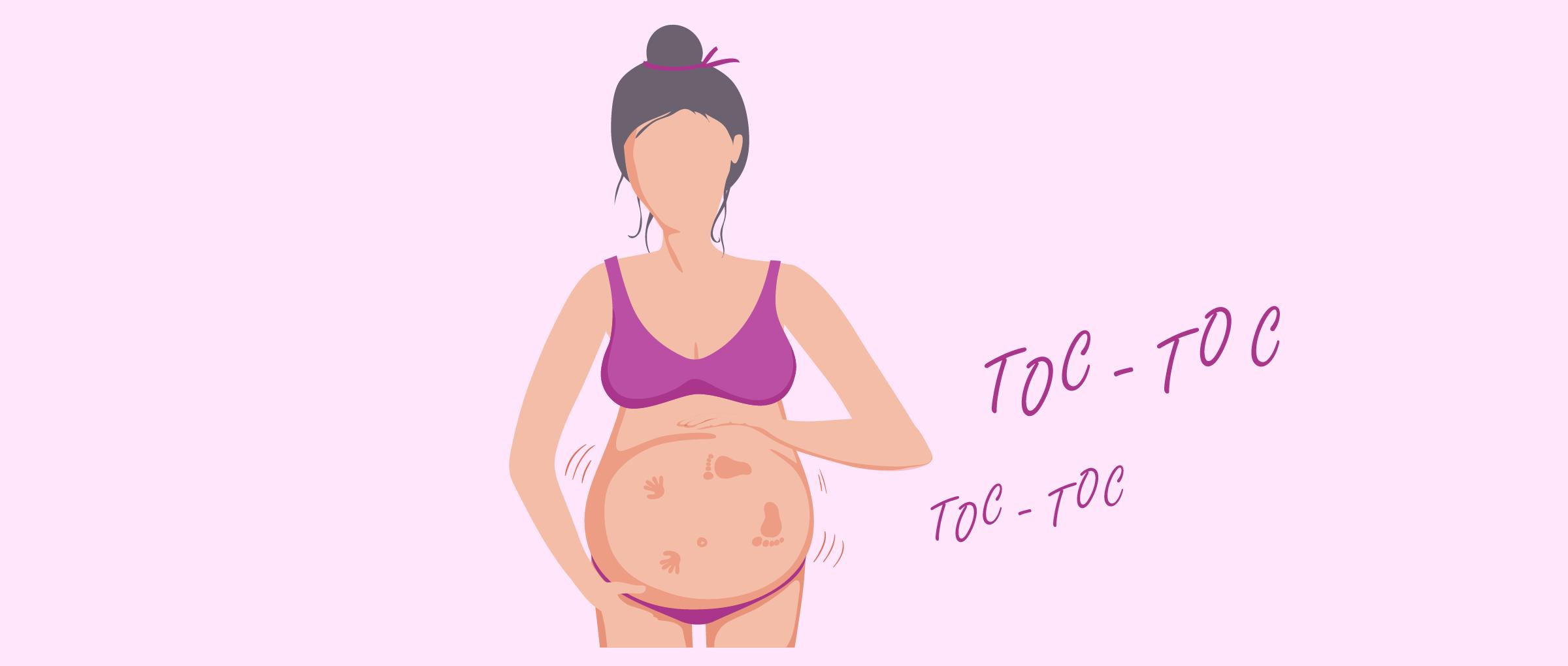 Mouvements du bébé à la semaine 19 de grossesse