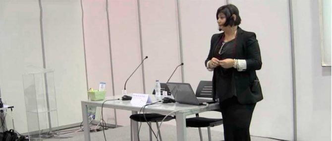 Imagen: Dr Ana María Seguras