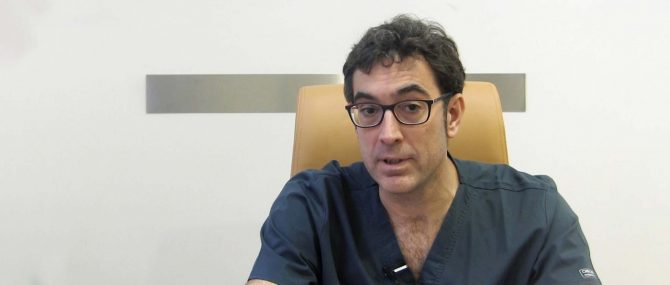 Dr Antonio Alcaide, embryologiste