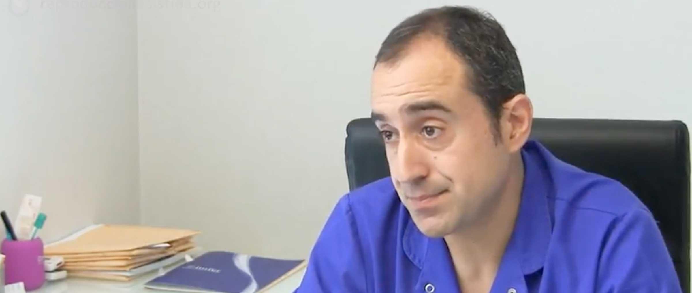 Interview du Dr José Sánchez sur l'ICSI