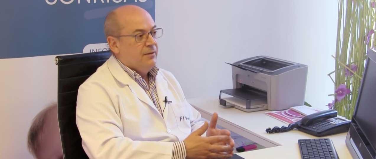 Interview du Dr Miguel Dolz