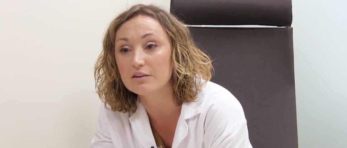 Elena De La Fuente sur le don d'embryons